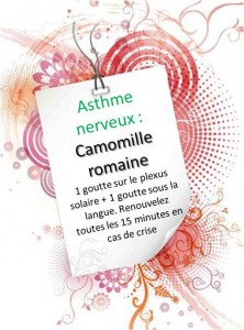 Asthme nerveux